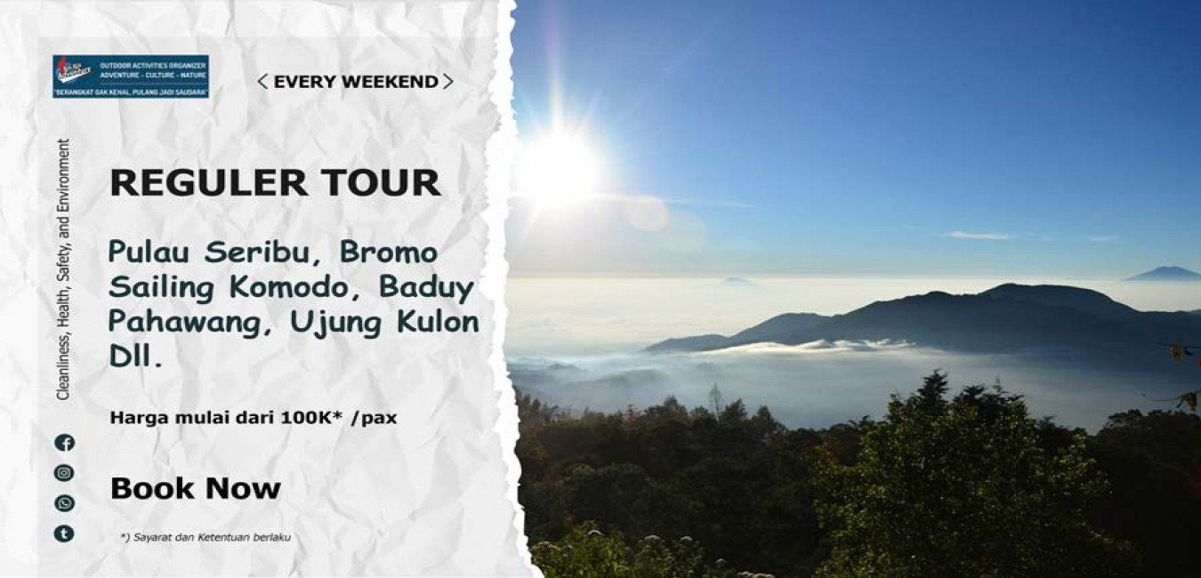 Promo Reguler Tour ALL