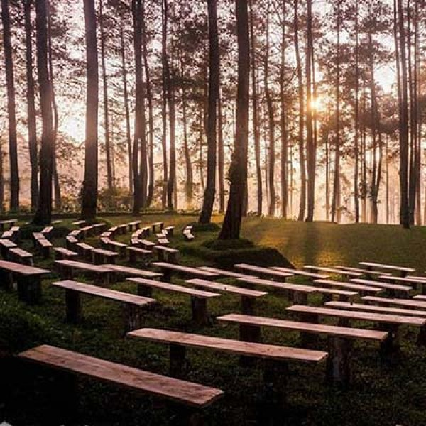ODT Bandung #9 (Lembah Dewata & Orchid Forest)
