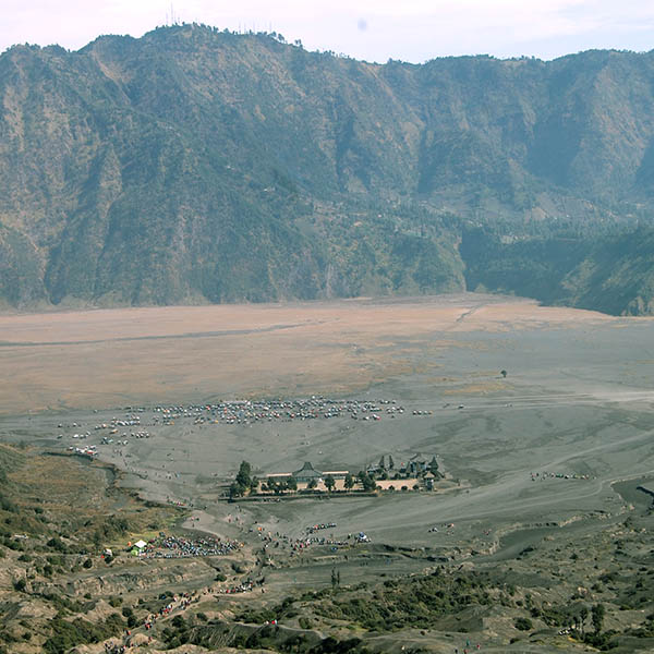 Tour Reguler Bromo Midnight